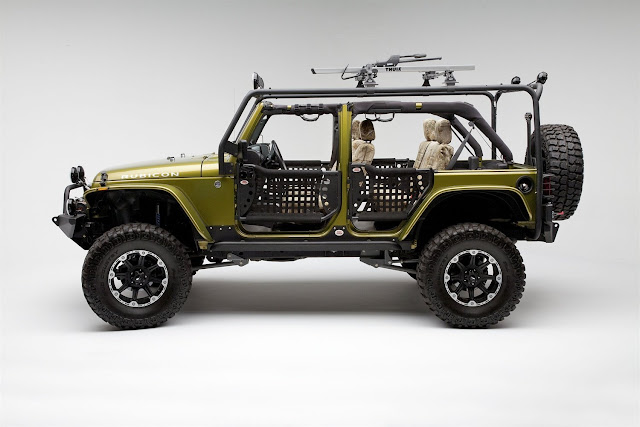 2007 2013 Jeep Wrangler Hard Top JK Unlimited Body Armor 4x4 JK 6124 Black Cargo  Rack