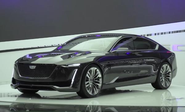 K 2018 Cadillac Eldorado Changes In The Interior