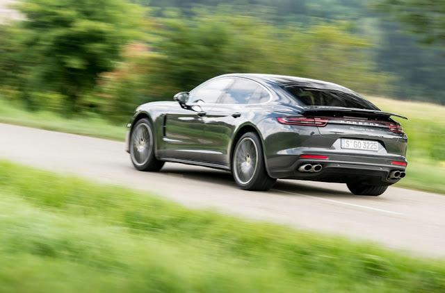 2016 Porsche Panamera Turbo review