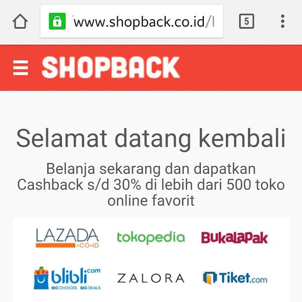 Pengalaman Berburu Gadget dengan Diskon Besar Plus Cashback di ShopBack