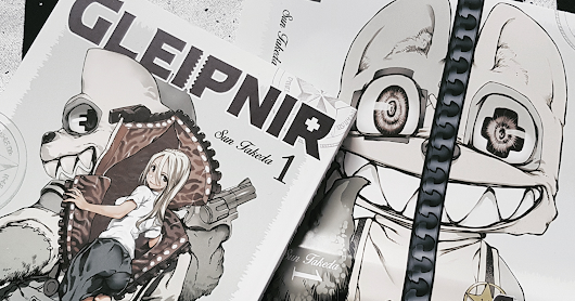 Manga Review: Sun Takeda - Gleipnir 01