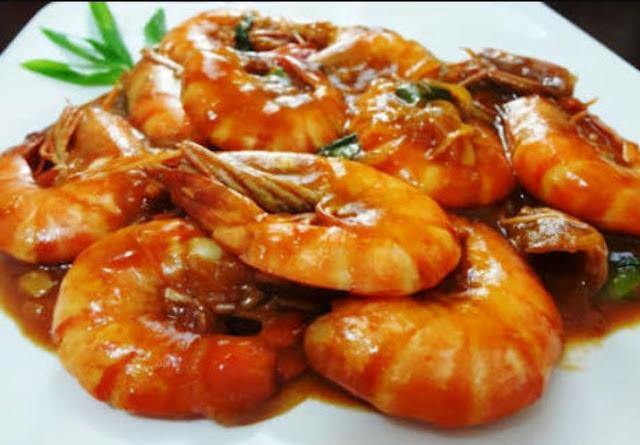 Resep Dan Cara Masak Udang Goreng Mentega Chinese Food