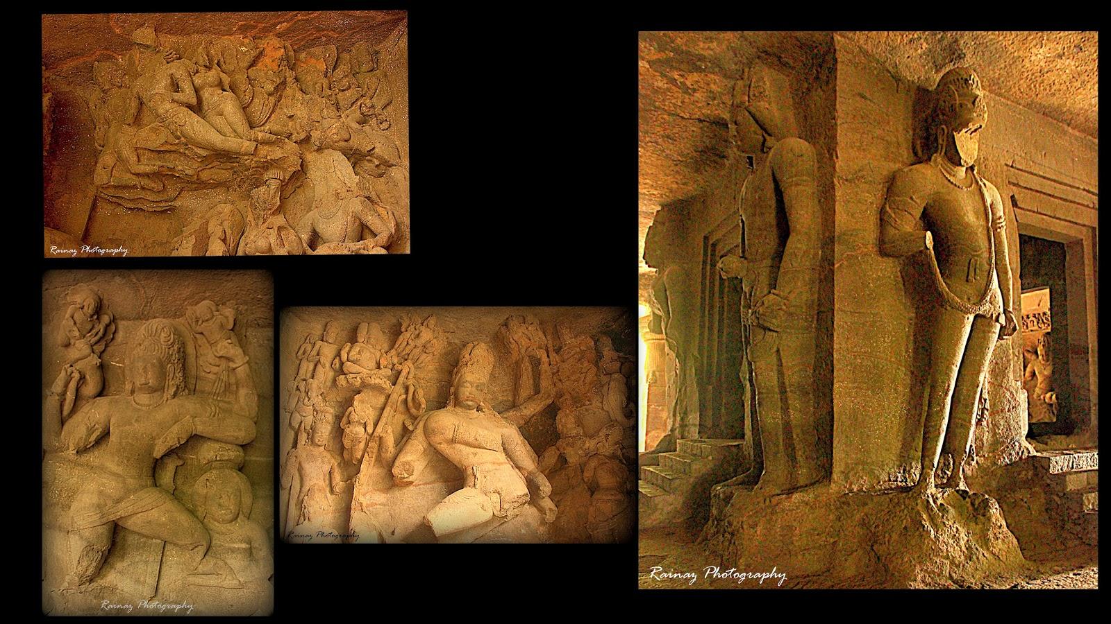 elephanta caves paintings - photo #15