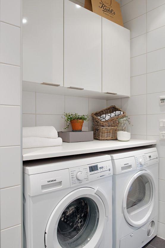 Hogar diez lavaderos de ropa que enamoran for Casa con lavadero
