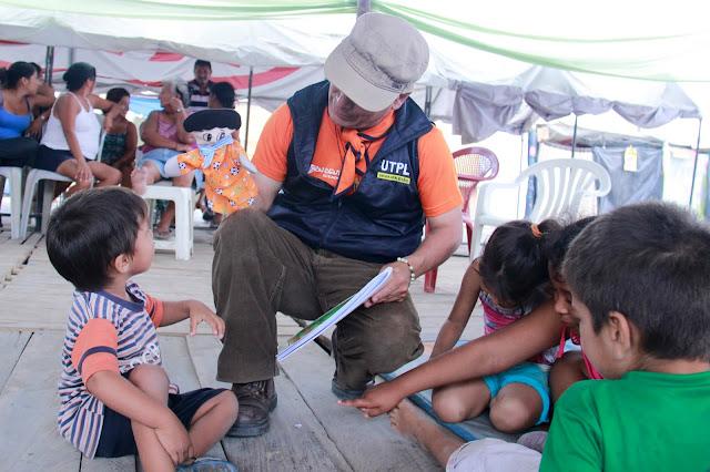 Misión Idente Ecuador inició su servicio al país