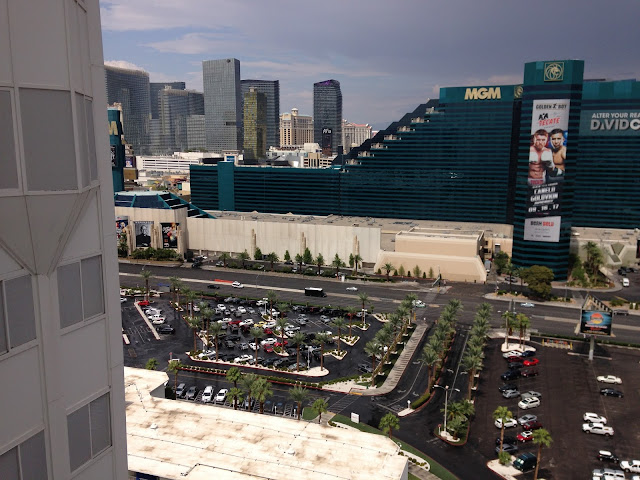 Tropicana Las Vegas Junior Suite View