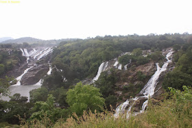 Shivansamudra waterfalls