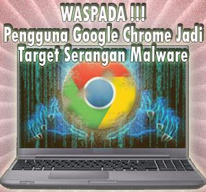 Menyasar Pengguna Chrome, Penjahat Gunakan Jebakan Pembaruan Font Terinfeksi Malware