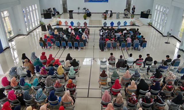 Libur Diakhir Pekan, Ini yang Dilakukan Senat Taruna Poltek KP Bone