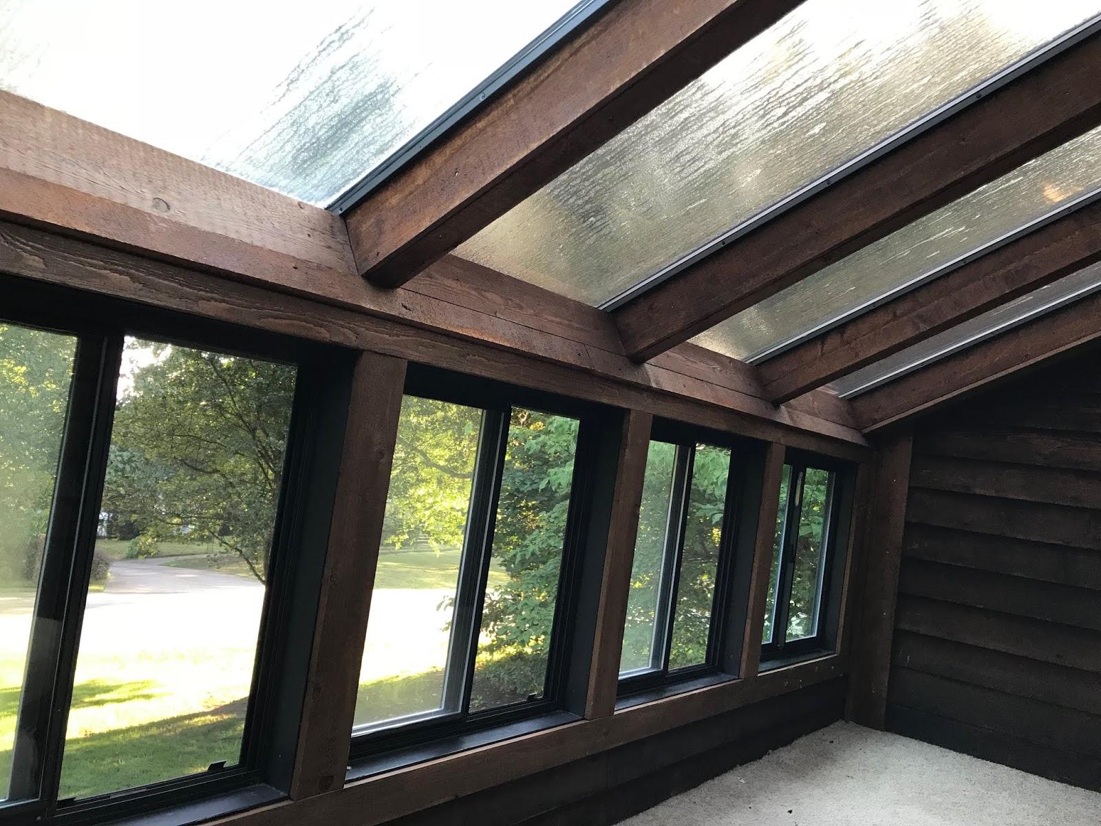 a.forte\'s blog of Spain Hill Farm: Master Bedroom Sun Porch ...