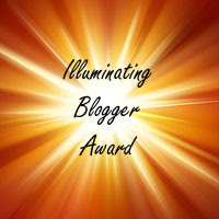 Illuminating Blogger Award 2012