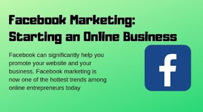 Facebook Marketing: Starting an Online Business