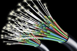 Penjelasan dan fungsi Fiber Optik berserta cara kerjanya