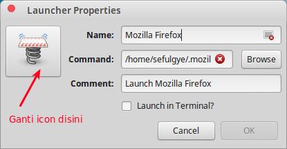 cara instal firefox terbaru di ubuntu