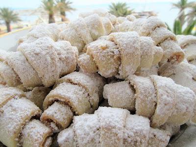 Američke kiflice / American sweet rolls