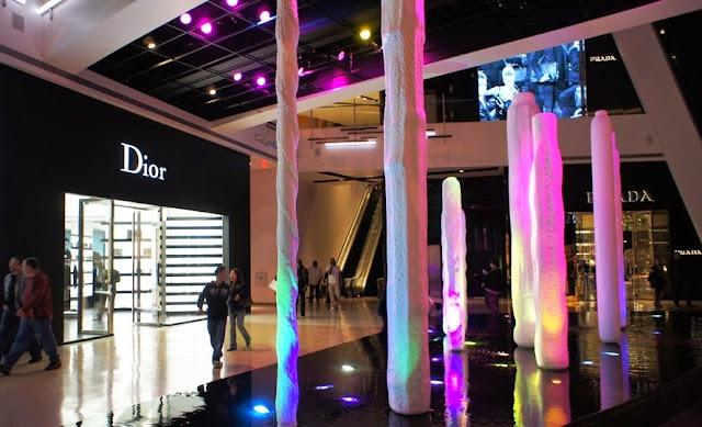 Shopping Cosmopolitan em Las Vegas