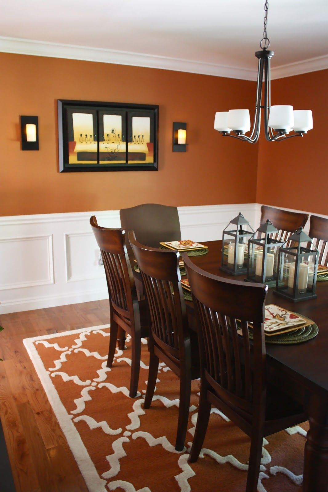 The Yellow Cape Cod: Before and After~A Dining Room Design ...