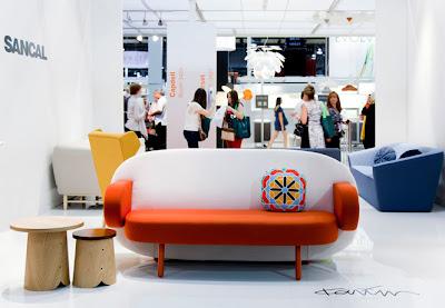 The Float Sofa by Karim Rashid