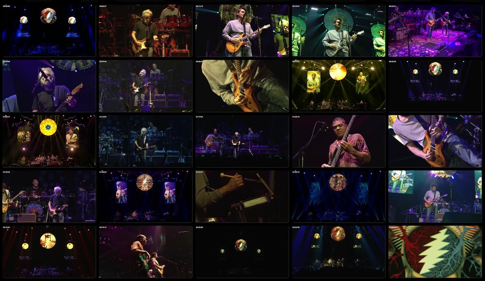The Curtain With Dead Company 2017 11 19 Td Garden Boston Ma Webcast Rip