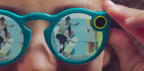 Google Glass後繼有人?Snapchat推出錄影太陽眼鏡,正式踏入硬體市場