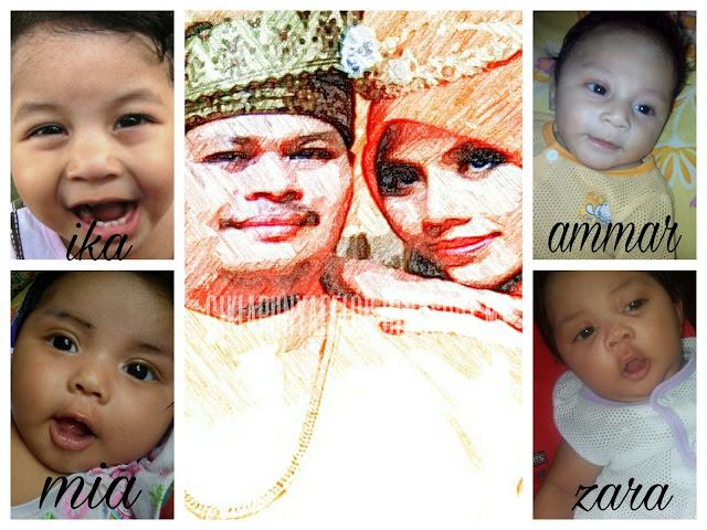 Keluarga kecilku....