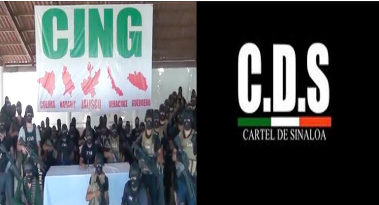 Ezio y Hassein, proveedores de metanfetaminas para el Cártel de Sinaloa y CJNG