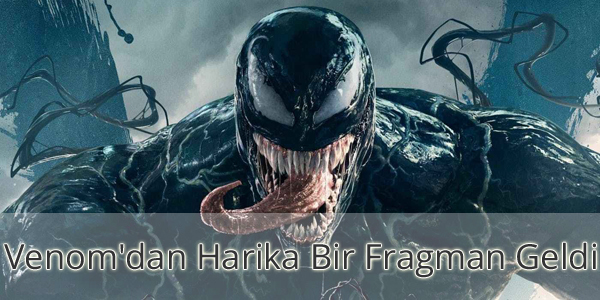 Venom Fragman İzle