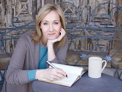 Biografi Pengusaha Sukses Dari Nol J.K Rowling