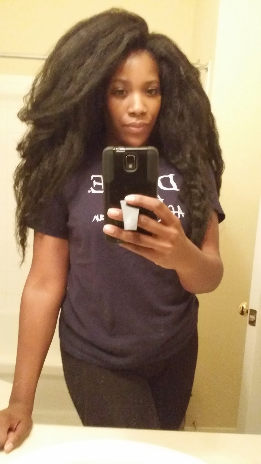 Protective Styles: Crochet Braids with Nubian Naffy Braid ...