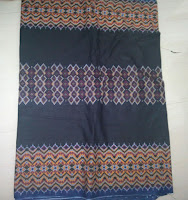 Kain Batik Srirahayu Hitam [2310]