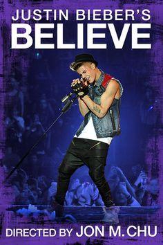 Justin Bieber's Believe Torrent – BluRay 720p/1080p Dual Áudio