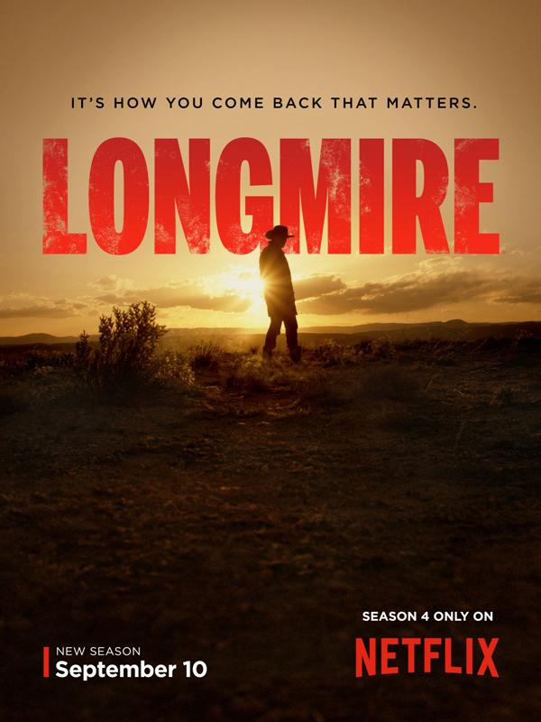 Longmire - Saison 4