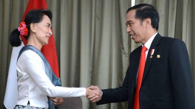 Belum Usir Dubes Myanmar, Muslim Ayub: Apakah Presiden Masih Punya Hati Nurani?