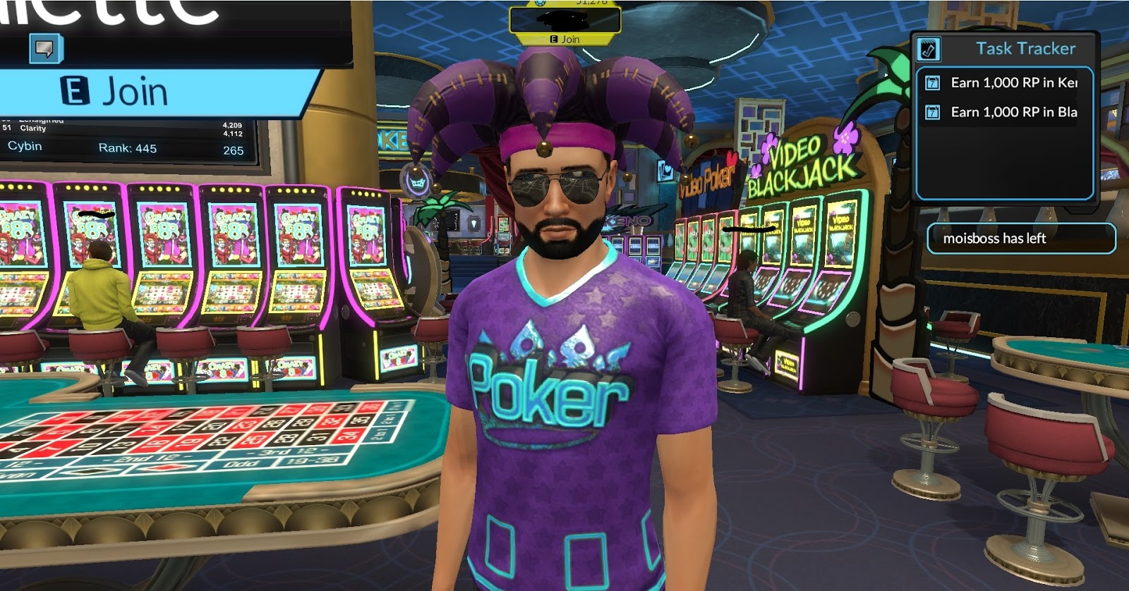Fun casino jobs
