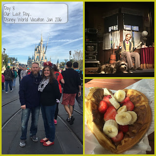 Disney World Vacation Vlog: Day 8 – It's our last day!!!