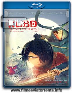 Kubo e as Cordas Mágicas Torrent - BluRay Rip 720p e 1080p Legendado (2016)