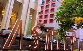 Ashley Hotel Jakarta Hotel Bisnis Kawasan Strategis