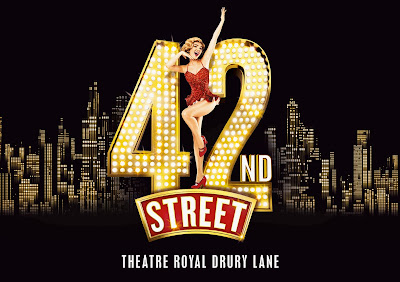 42nd STREET arrives at Theatre Royal Drury Lane in March 2017 - TICKETS ON SALE NOW