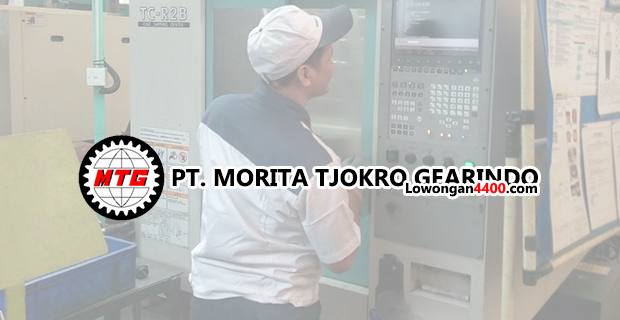 Lowongan Kerja PT. Morita Tjokro Gearindo Pulogadung