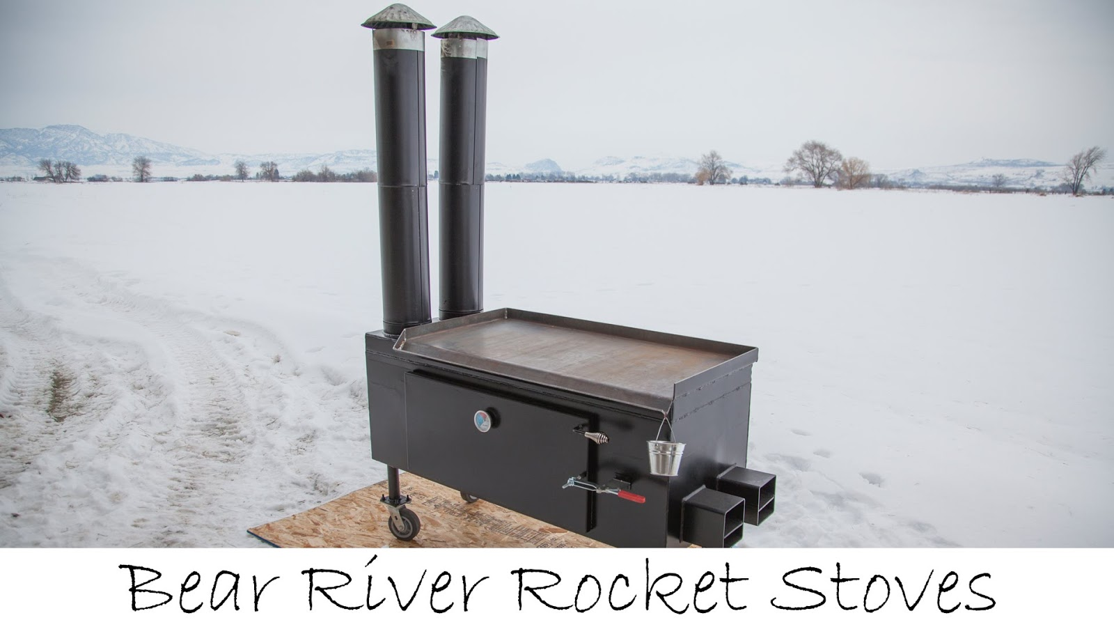 EcoZoom Versa. The champion of rocket stoves! ~ The Prepared Guy