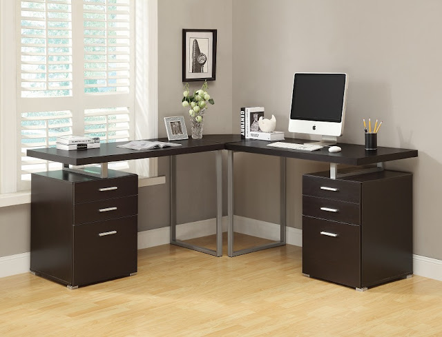 best buy corner home office desk with file storage for sale