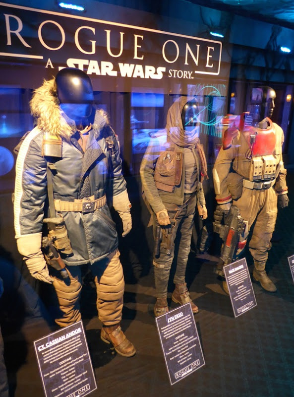 Rogue One film costumes
