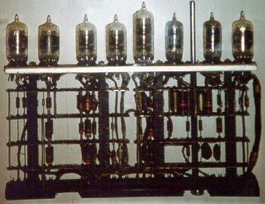 ICT Config-Generation of Computers-vacuum-tube