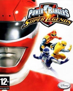 Power Rangers: Battle of Century: PC Download games grátis