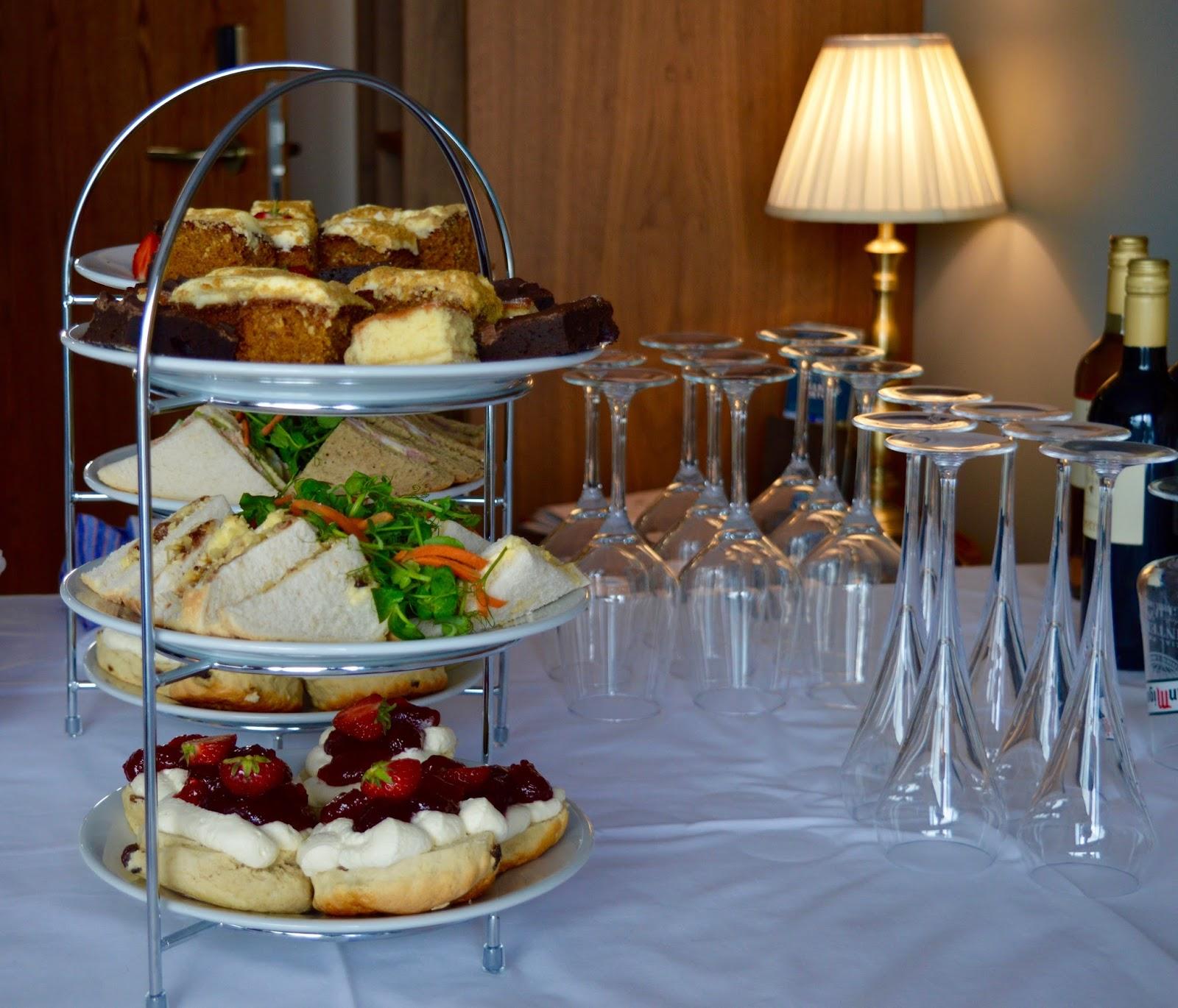 Tall Ships Regatta | Blyth 2016 | Commissioners Quay Inn - afternoon tea