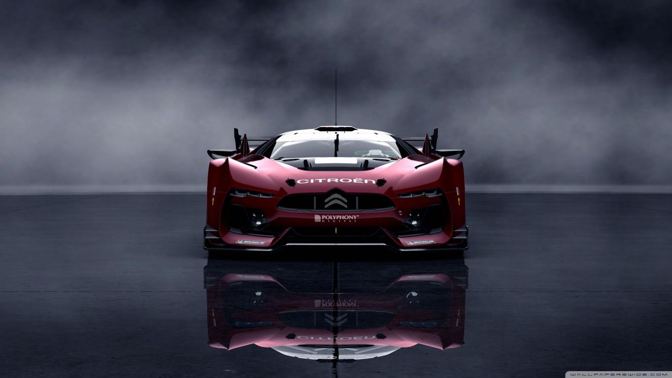 Kumpulan Gambar Wallpaper Game Mobil Gran Turismo HD 3D Keren