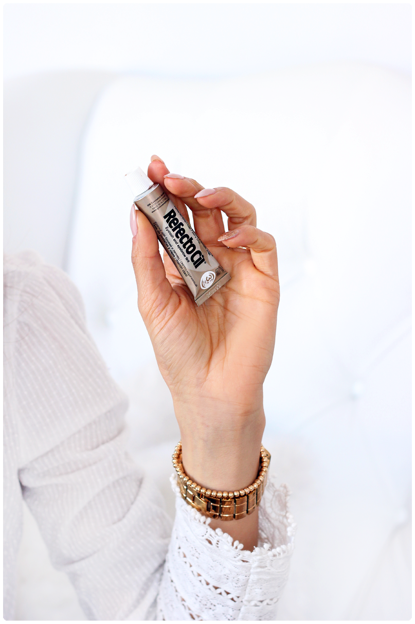 Alina Rose Blog Kosmetyczny Najlepsza Henna Do Brwi Refecto Cil
