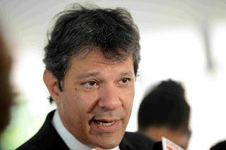 Fernando Haddad é indiciado por caixa 2.