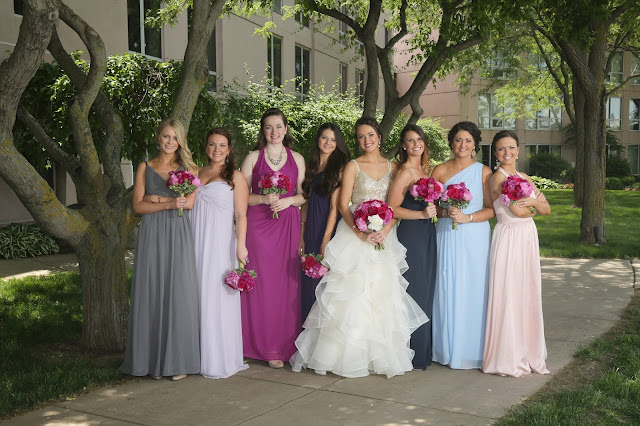 bridesmaids at marina inn
