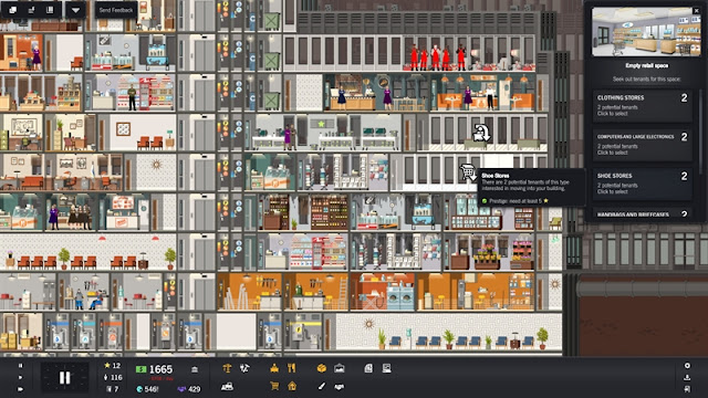 Project Highrise Game Free Download Photo